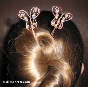 How to Make Hair Sticks