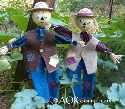 Scarecrow Decorations