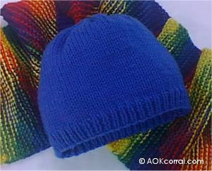 Knit Hat Patterns For Beginners : pictures - knit hat - pictures images