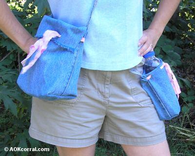 Pictures of Shoulder Bag Water Bottle Holder
