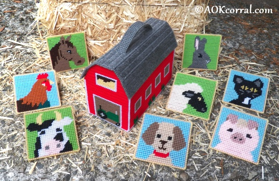 Animals and Barn Box