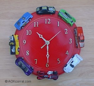 Easy Kid's Clock