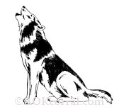 Wolf patterns woodburning painting crafts spiritdancerdesigns Choice Image