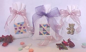 Valentine Gift Sachets